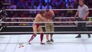 WWE Sumer Slam 2013 Daniel Bryan vs John Cena Highlights/Resumen