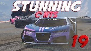 GTA ONLINE - STUNNING C*NTS 19 - (NEW RACES SPECIAL)