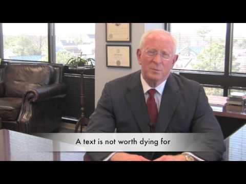 What Are The Dangers and the Laws of Texting While Driving?