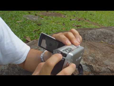 Video Review Sony Handycam DCR-SR68