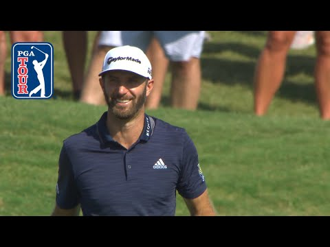 Dustin Johnson's career highlights