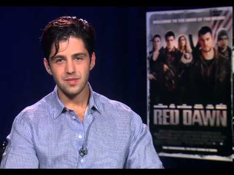 Former Drake - Josh star Josh Peck discusses his upcoming action movie Red Dawn -