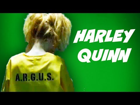 Arrow Season 2 Q&A - Harley Quinn Suicide Squad Edition