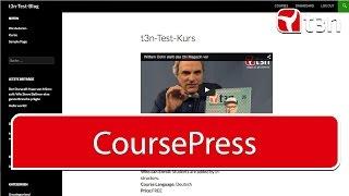 CoursePress: Online-Kurse mit WordPress