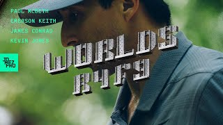 2019 DISC GOLF WORLD CHAMPIONSHIPS | R4F9 | Keith, McBeth, Jones, Conrad