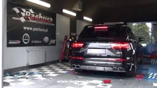 NEW AUDI Q7 ABT 3.0TDI active exhaust system by Pachura Moto Center