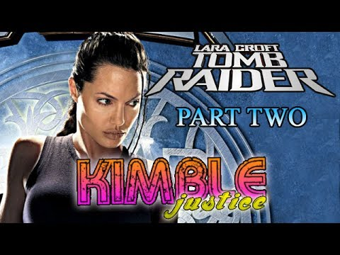 Tomb Raider Series Review - Part 2 - The Films + Angel of Darkness - Kimble Justice