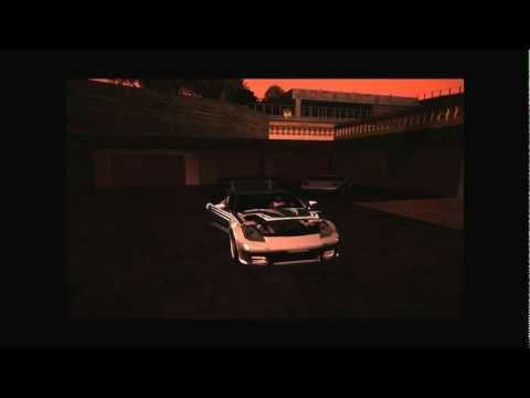 [GTA-SA] Tea Hair´s Nissan 350z Tokio Drift [1080HD]