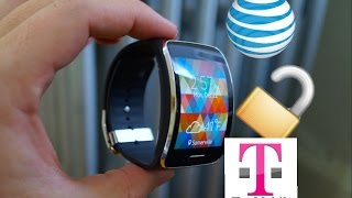 Samsung Gear S Unlock fix