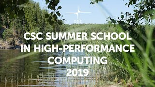 CSC Summer School in High-Performance Computing 2019