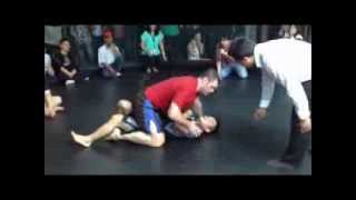 SYNERGY ELITE - Forrest Griffin (UFC) vs Fransino Tirta (Indonesian #1 MMA Fighter)
