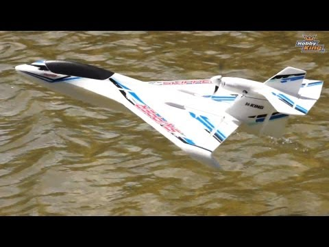 HobbyKing Product Video - HK Skipper All Terrain Airplane EPO 700mm (PNF)