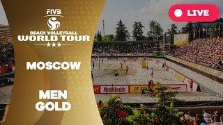 Moscow 3-Star 2017 - Men Gold - Beach Volleyball World Tour