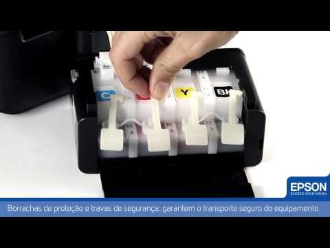 Multifuncional com Wi-Fi Tanque de Tinta Epson -- L355