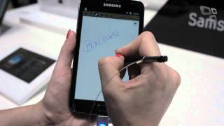 Primeiras Impresses - Samsung Galaxy Note - Tecmundo