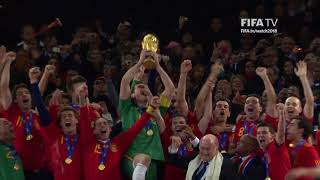 Who will be next to lift the FIFA World Cup Trophy?