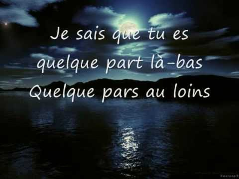 Talking To The Moon - Bruno Mars Traduction Française video