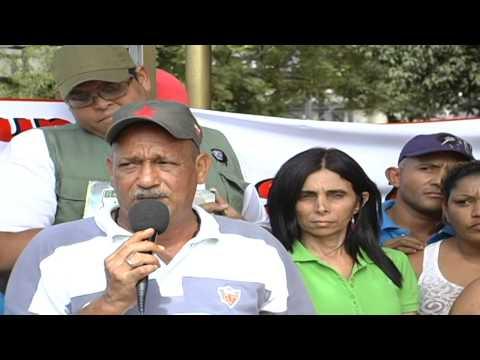 LA COMUNA EN CONSTRUCCIÓN EL GIGANTE HUGO CHAVEZ DE VILLA DE CURA LOGRÓ RESPALDO DE LAS COMUNIDADES