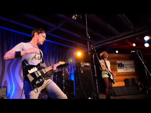 The Thermals - Kill (Live @ KEXP, 2013)