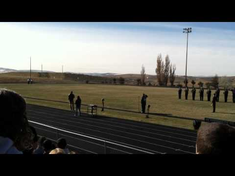 Veterans day Moffat county high school