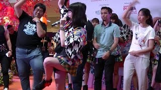 Very Cute Dance, Juice=Juice Meet & Greet in Malaysia, 23 Sep 2017