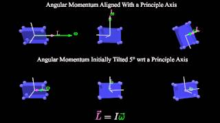 Rotational Inertia and Tumbling