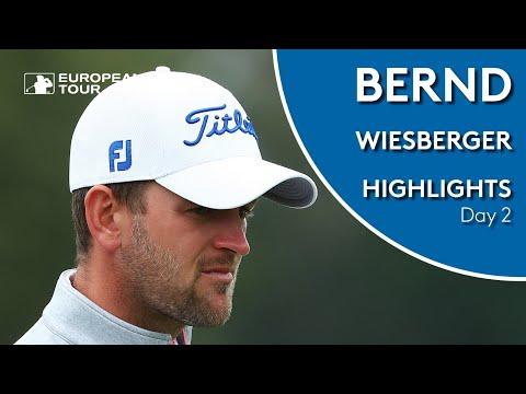 Bernd Wiesberger Highlights | Round 2 | Porsche European Open