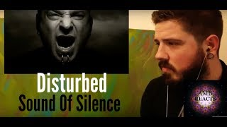 Download Lagu Disturbed - Sound Of Silence (Reaction) Gratis STAFABAND