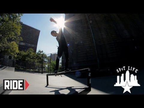 Brian Anderson, Rob Dyrdek, Chris Cole, Street League, and More! - SPoT Life in NYC