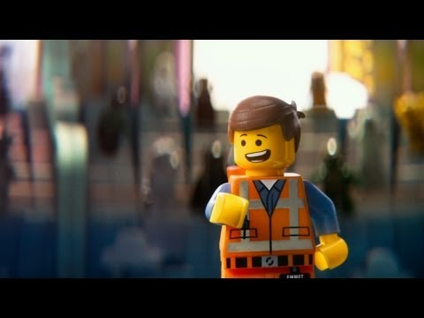 The LEGO® Movie - Official Main Trailer [HD]