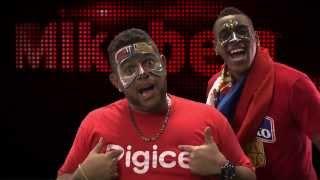 Carimi & Mikaben Kanaval 2014 - Eklate (Official Video)