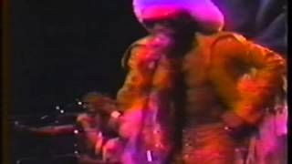Parliament Funkadelic   Live Motor Booty Tour 1979