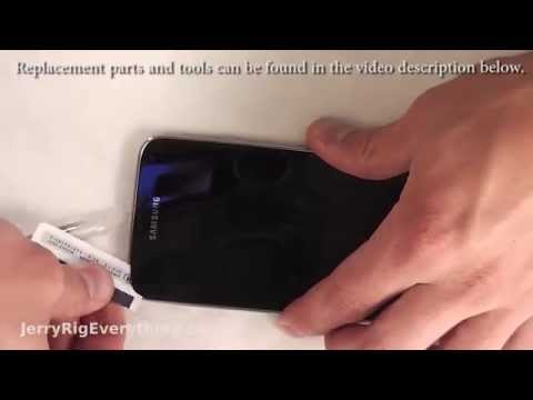 NEW! Galaxy S5 Screen Repair, Charging Port Fix, Complete Teardown