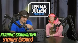 Podcast #206 - Reading Skinwalker Stories (Scary)