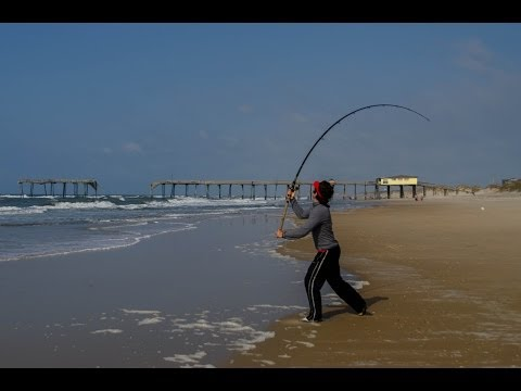 May 2014 Surf Fishing Trip to NC Outer Banks