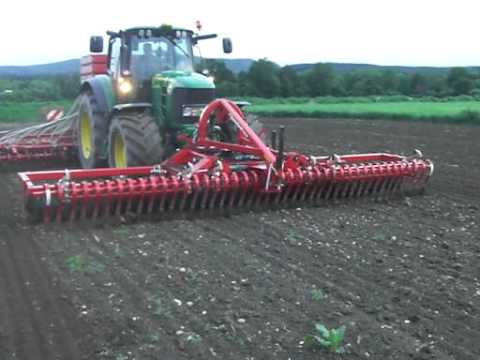 Kverneland Accord Tine Seeder EVO 6m - 3