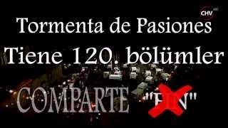 TORMENTA DE PASIONES - 120