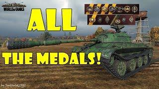 World of Tanks - PURE Gameplay [59-16 | 1v5, 10 KILLS, FADIN's by _Husikio_Keipa]