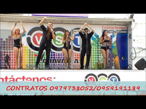 GRUPO ODA 7 ECUADOR SHOW 2014 EN DURAN SHOW PRIVADO