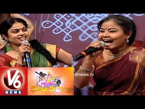 Singers Performing Telangana Folk Songs - Folk Stars Dhoom Thadaka - 14 video