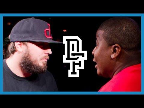 DOTZ VS DNA | Don't Flop Rap Battle [FREESTYLE]
