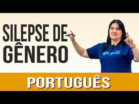 Português: Silepse de Gênero
