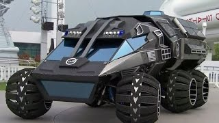 Inside NASA's new Mars rover concept vehicle