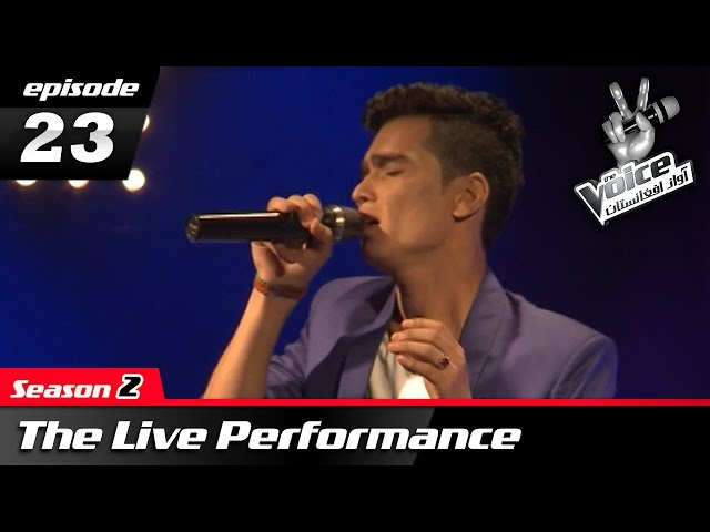 The Voice of Afghanistan: Live Performance  - Episode.23
