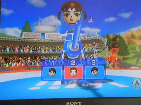 Wii sport resort gameplay no commentary