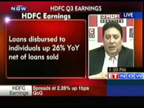 HDFC net profit up 16% at Rs 1140 crore
