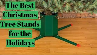 The Best Christmas Tree Stands for the Holidays | christmas tree stands | Home Accessories