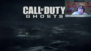 Call Of Duty's Campiest Game Ever? CoD: Ghost With My Black Friend @DaFightingRobot