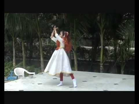 DANCE PRODIGY: VITHI PERFORMING EKDANTAYA VAKRATUNDAY SHREE...