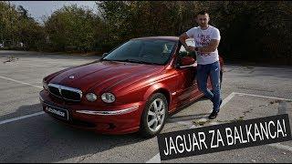 Test: Jaguar X-Type 2.0d - Možemo i mi sirotinja sa Balkana da vozimo Jaguara!